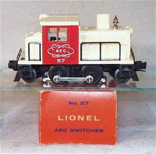 016: LIONEL 57 AEC SWITCHER