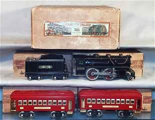 021: LIONEL 385 TRAIN SET