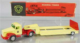TEKNO 861 SCANIAVABIS LOW LOADER TRUCK