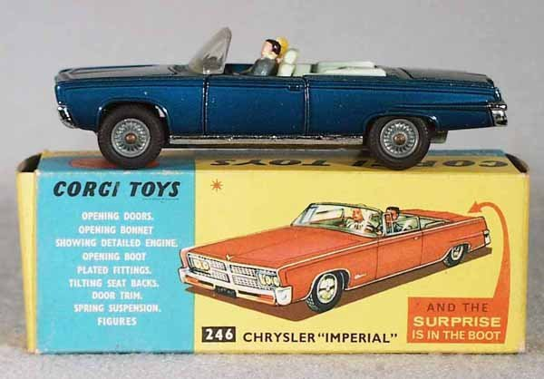 062A: CORGI 246 CHRYSLER IMPERIAL