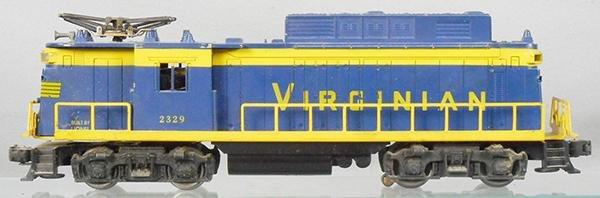 LIONEL 2329 VIRGINIAN RECTIFIER