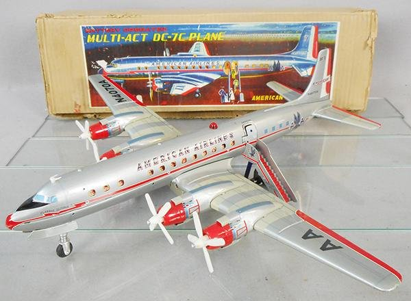 YONEZAWA AMERICAN AIRLINES DC-7C