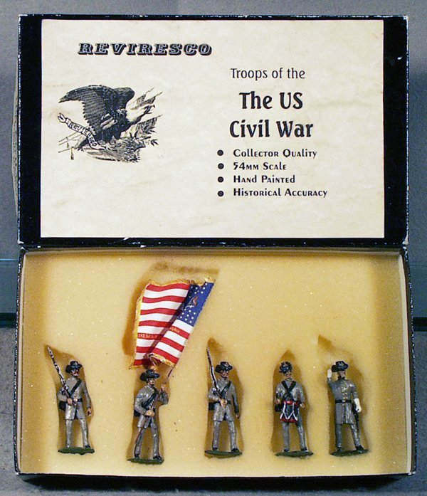 6: REVIRESCO TROOPS OF THE US CIVIL WAR