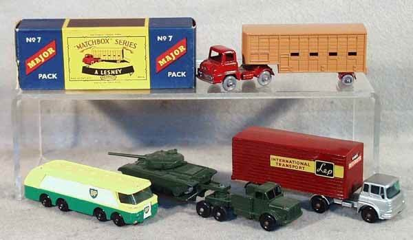 1006: 4 MB MAJOR PACK VEHICLES