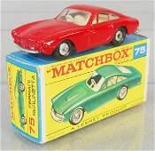 MATCHBOX 75B5 FERRARI