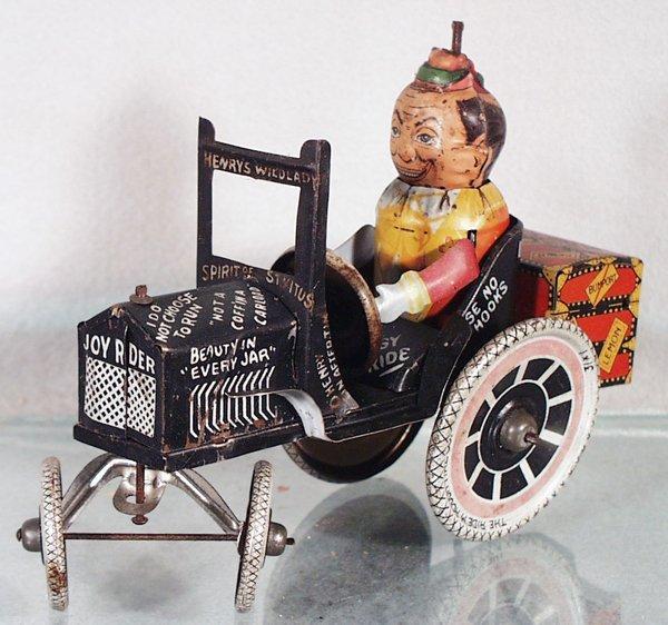 1A: MARX JOYRIDER WHOOPIE CAR