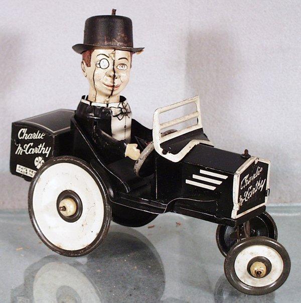 002A: CHARLIE McCARTHY WHOOPIE CAR