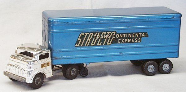 013A: STRUCTO 710 DELUXE MOVING VAN