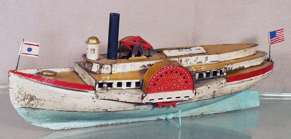 436A: WEEDEN WATER WITCH RIVERBOAT