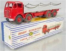 DINKY 905 FODEN FLAT TRUCK