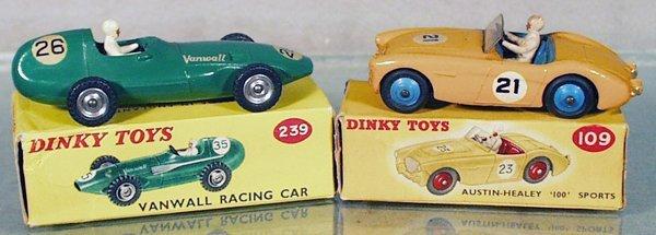 1: 2 DINKY AUTOS