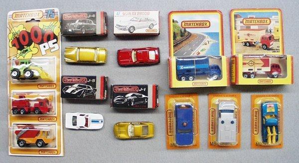 15: FOREIGN MATCHBOX CARS