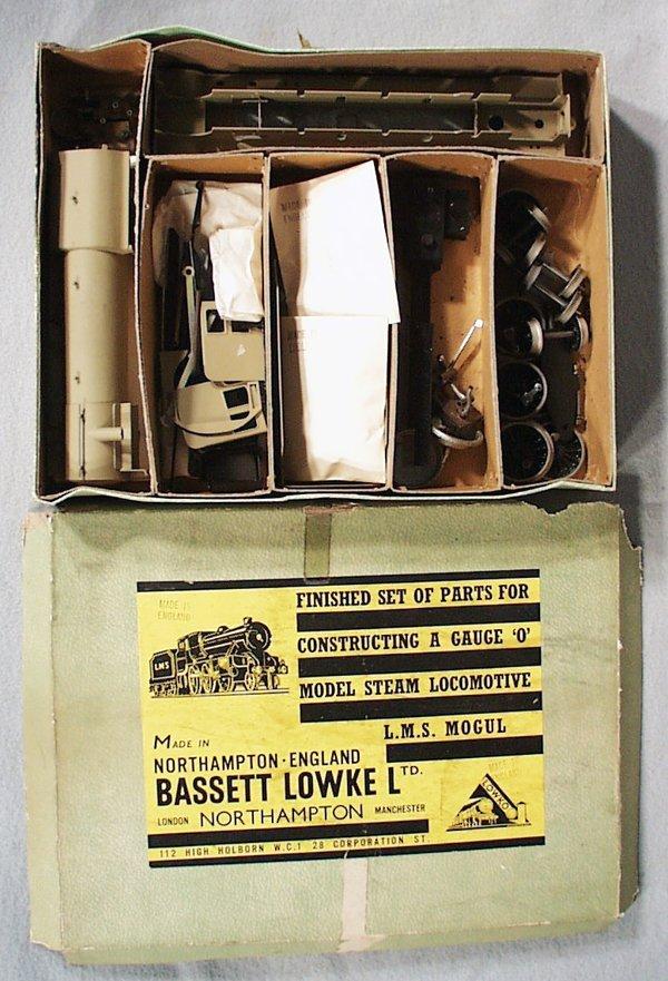 051A: BASSETT-LOWKE LMS MOGUL KIT