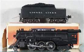 351A: LIONEL 226E LOCO & 2226W TENDER