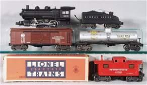 377A: LIONEL TRAIN SET