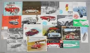 20 MG AUTO BROCHURES