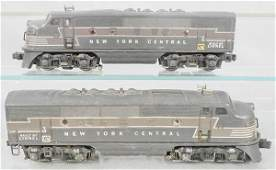 LIONEL 2344 NYC F3 DIESEL AA