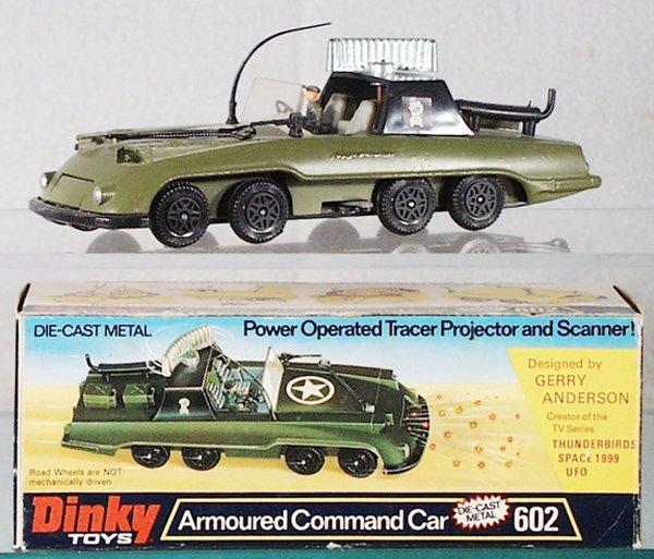 7: DINKY 602 ARMOURED COMMAND CAR