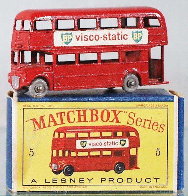 22: MATCHBOX LESNEY 5C2 BUS