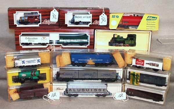 012: LILIPUT TRAIN SET