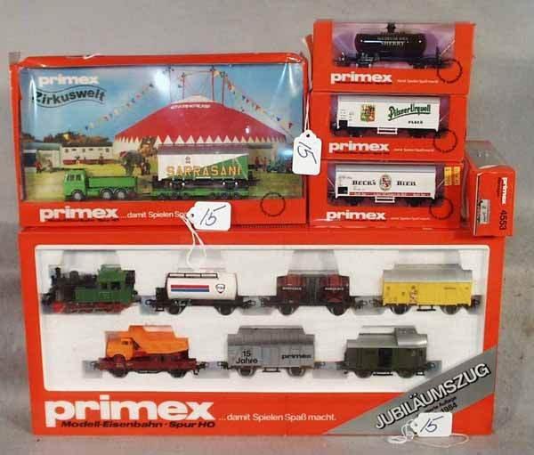 015: PRIMEX TRAIN SET