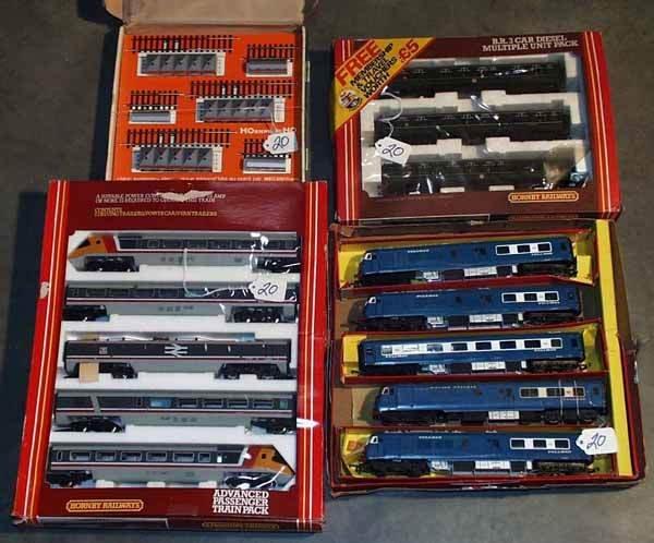 020: HORNBY TRAINS