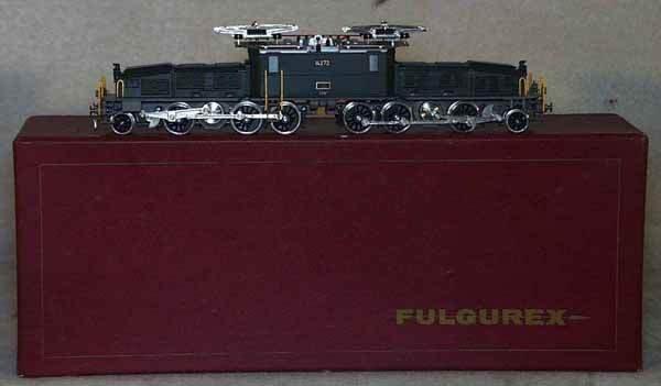 297: FULGUREX SWISS CE6/811 CROCODILE LOCO