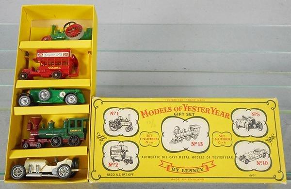 MATCHBOX G6 MODELS OF YESTERYEAR