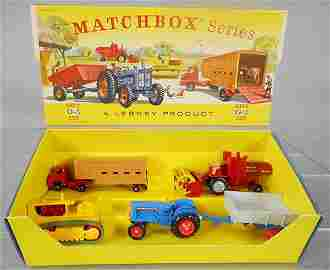 MATCHBOX G3 FARMING SET