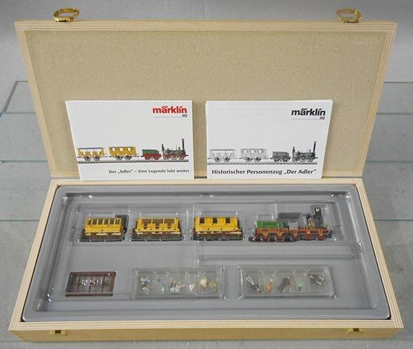 MARKLIN 26350 ADLER TRAIN SET