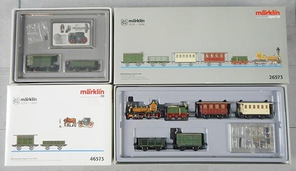 MARKLIN WURTTEMBERG TRAIN SET