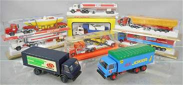 FRENCH DIE CAST LOT