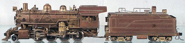 9: UNITED SF LOCO & TENDER