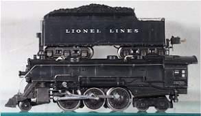 341: LIONEL 226E LOCO & 2226W TENDER