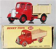 036A DINKY 410 BEDFORD END TIPPER