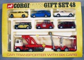 4: CORGI GS 48 CAR TRANSPORTER