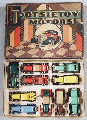 15: TOOTSIETOY 5300 DELUXE MOTORS SET