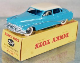22: FRENCH DINKY 24V BUICK ROADMASTER