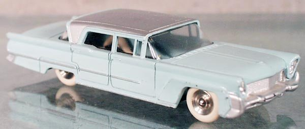 23: FRENCH DINKY 532 LINCOLN PREMIERE