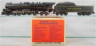 LIONEL 18006 READING T-1 LOCO & TENDER