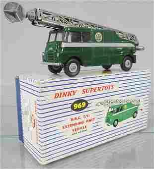 DINKY 969 BBC TV VEHICLE