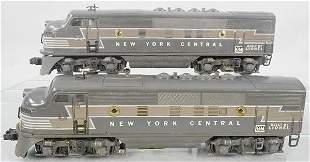 LIONEL 2333 NYC AA DIESELS