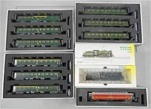 TRIX & LS MODELS FRENCH TRAIN SET