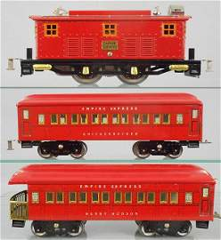 AMERICAN FLYER 1422 EMPIRE EXPRESS TRAIN SET