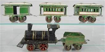 IVES 1901 TRAIN SET