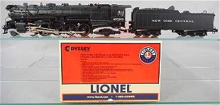 LIONEL 38053 NYC MOHAWK LOCO & TENDER