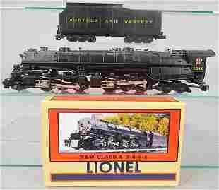 LIONEL 28052 N&W LOCO & TENDER