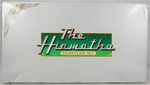 LIONEL 51000 HIAWATHA TRAIN SET