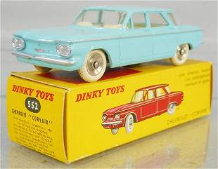 FRENCH DINKY 552 CORVAIR