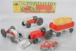 TOOTSIETOY FARM TOYS